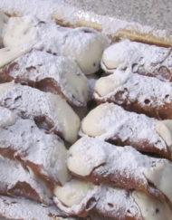 Cannolicchi alla ricotta - Pasticceria Siciliana Amodei